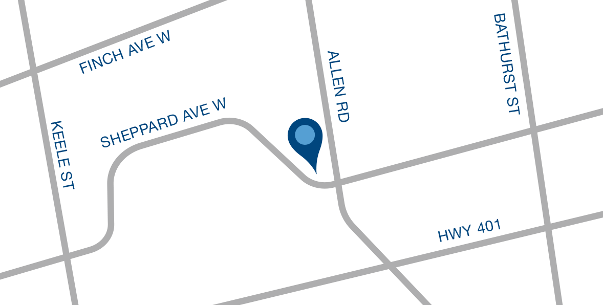 Lash Group location map